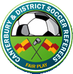 Canterbury District Soccer Referees Association